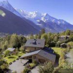 Элитное шале с прекрасными видами на Альпы