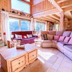 Просторное и красивое трёхэтажное шале во Французских Альпах