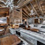 Шале в альпийском стиле в Валь-дИзер