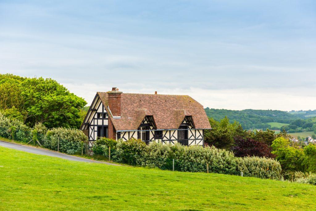 Купить загородный дом во Франции